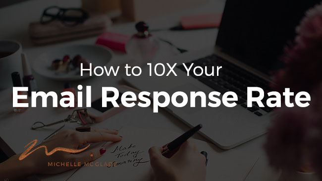 How to Increase Your Email Response Rate