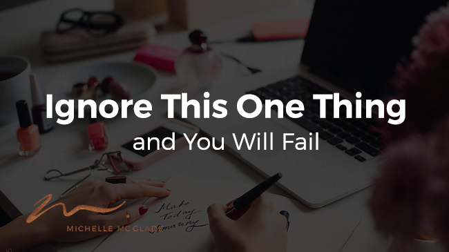 Ignore This One Thing In Your Wellness Business and You Will Fail