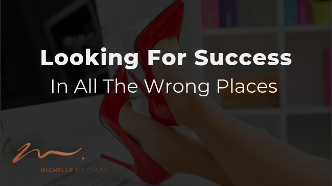 Success Musings by Executive Leadership Coach Michelle McGlade