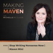 Stop-Writing-Nonsense-Now