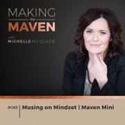 Musing on Mindset